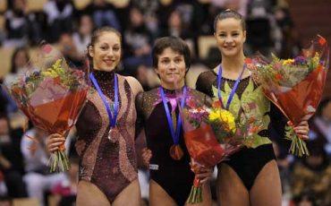 clermont-ferrand-2008-vault-medals-chusovitina