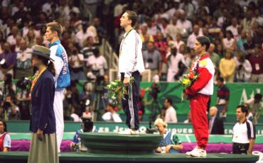 melissanidis-atlanta1996-medals