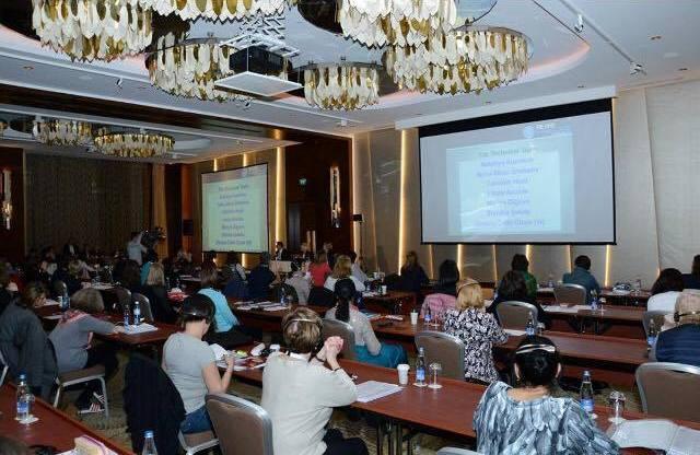 """Το διηπειρωτικό σεμινάριο κριτών ρυθμικής της FIG πραγματοποιείται στο στο ξενοδοχείο """"Boulevard"""" του Μπακού, από τις 17 έως τις 21 Ιανουαρίου"""