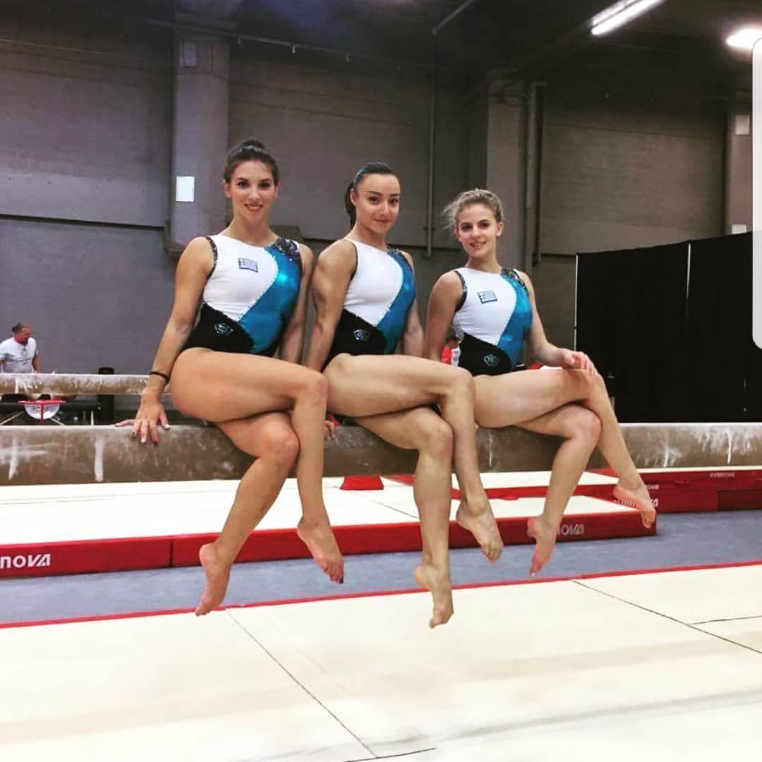 Η Ιωάννα Ξουλόγη, η Αργυρώ Αφράτη και η Βάλια Πλυτά απαρτίζουν την Εθνική γυναικών στο παγκόσμιο πρωτάθλημα του Μόντρεαλ.