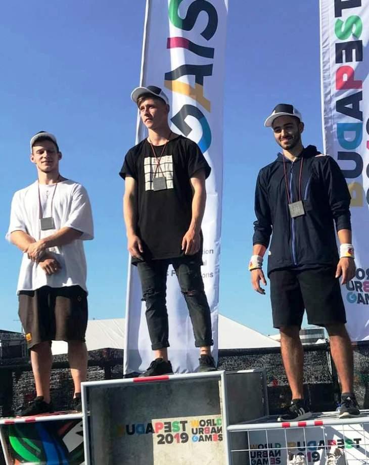 kyrsanidis-worldurbangames2019-podium