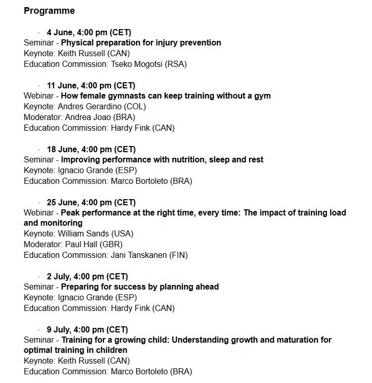fig-seminars-programme